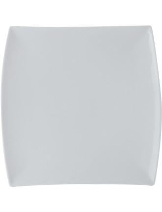 White Basics East Meets West Dinner Plate 26cm