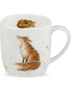 The Artful Poacher 0.31L Wrendale Mug $18.95