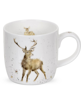 Wild At Heart 0.31L Wrendale Mug