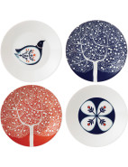 Fable Accent Plates Set of 4 $34.95