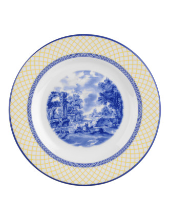 Giallo Salad Plate