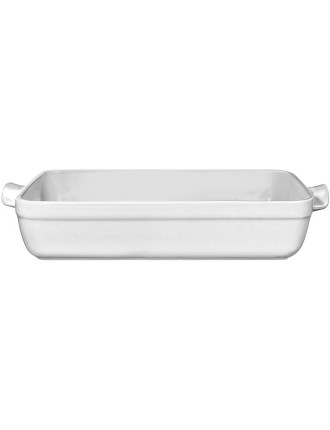 35cm Rectangular Baking Dish - Nougat