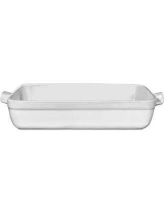 42.5cm Rectangular Baking Dish - Nougat