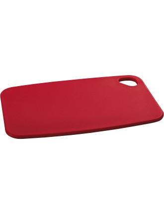 SPECTRUM Cutting Board 300 X 200 X 8mm - Red