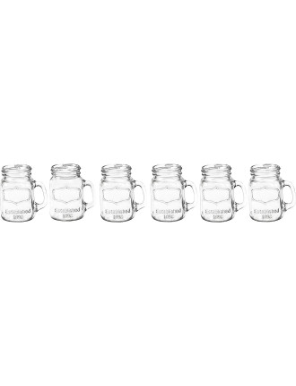 150ml Yorkshire Shot Glasses 6 piece set