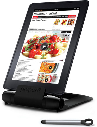 I-Prep Tablet Stand Black