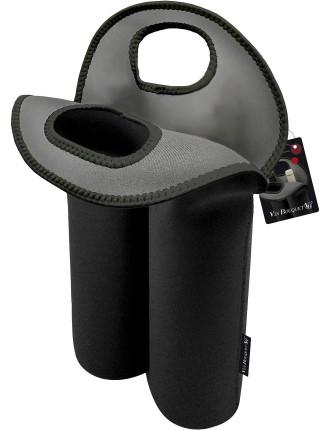 Neoprene Bottle Bag - Double