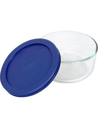 Storage Round Bowl with Lid 500ml