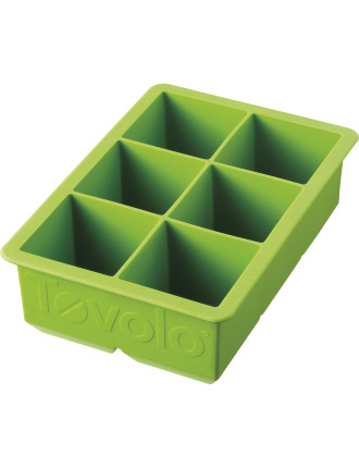 KING CUBE ICE TRAY - 2' CUBES