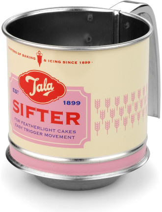 Mini Flour Sifter Pink