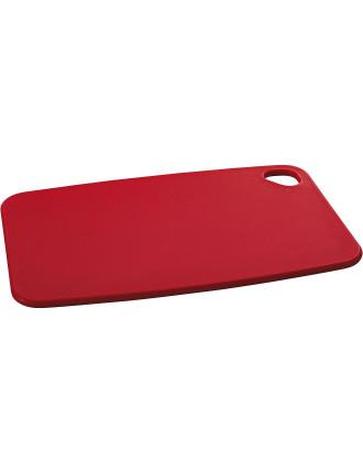 SPECTRUM Cutting Board 345 X 230 X 8mm - Red