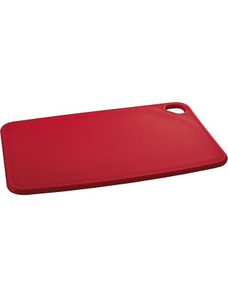SPECTRUM Cutting Board 390 X 260 X 10mm - Red
