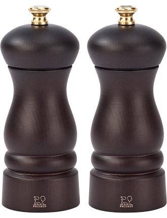 Clermont 13cm S&P Duo Chocolate