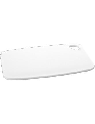 SPECTRUM Cutting Board 300 X 200 X 8mm - White
