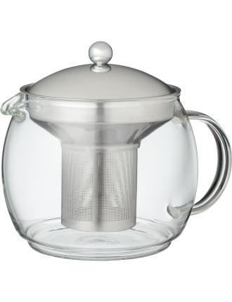 Ceylon Glass Teapot 1.25 Litre