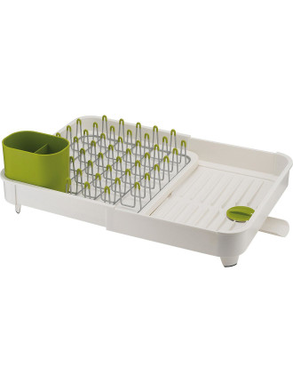 Expandable dish rack