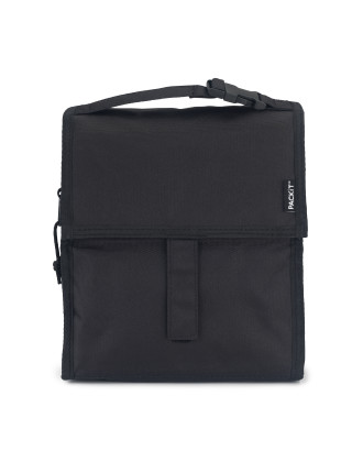 LUNCH COOLER Black
