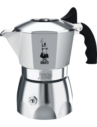 Brikka Stovetop Coffee Maker 4 Cup