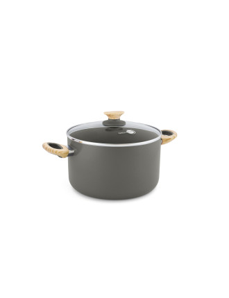 Wood Be 20cm Casserole with Lid