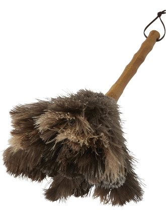 Earth Ostrich Feather Duster