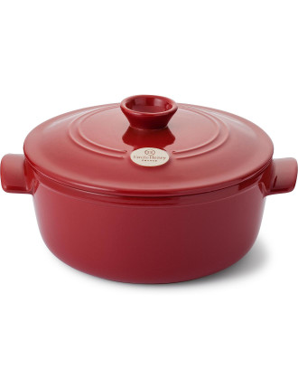 Round Stew Pot 26cm Grand Cru