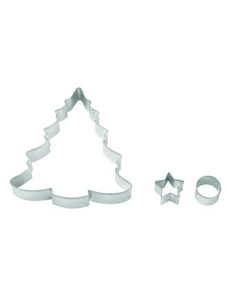 Tree Oversize and Mini Cutter Set