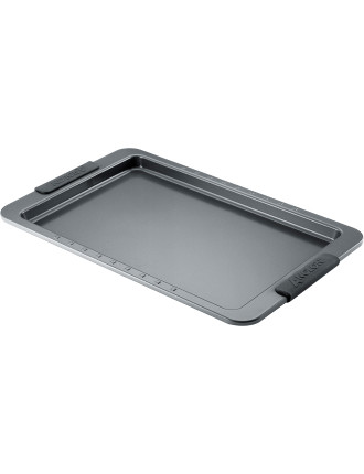 Suregrip 25x38cm Rectangular Cookie Tray