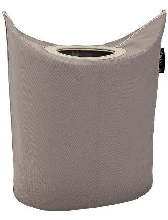 Oval Laundry Bag Grey