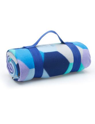 Honeycomb Picnic Blanket