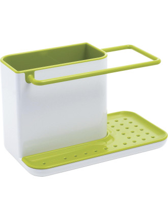 Caddy Sink Area Tidy - White/ Green