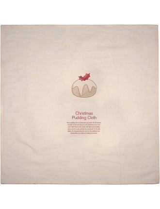 Christmas Pudding Cloth