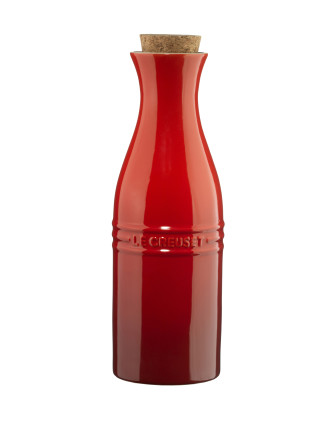 Large Carafe with Cork