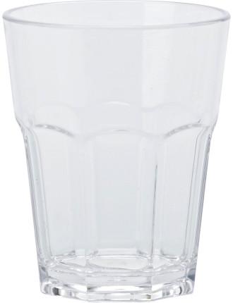 Clear Acrylic Café Tumbler