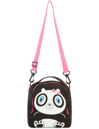 Neoprene Pet Panda Lunchbag
