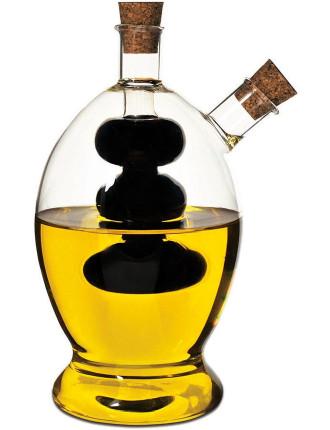 Napoli Oil & Vinegar Bottle