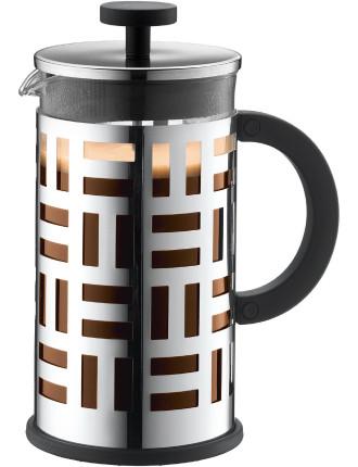 Eileen Coffee Press 8 Cup S/Steel