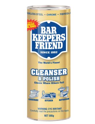 Bkf Cleanser & Polish