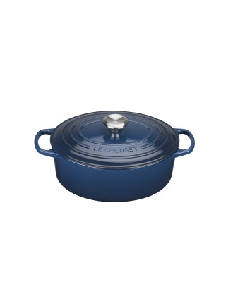 Signature Oval Casserole 29cm/4.7l Ink