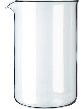 Spare Glass for 12 Cup Plunger