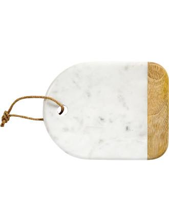 Marble/Mango Cheese Brd 23x18