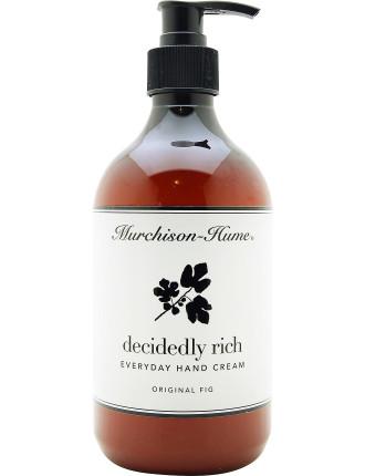 Original Fig Decidedly Rich Hand Cream