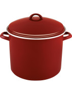 Enamel On Steel 31cm/15.2lt Stockpot $69.95