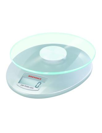 Roma Silver Digital Kitchen Scale