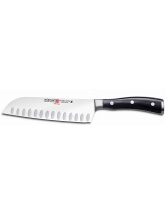 17cm Ikon Santoku Knife