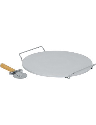 Pizza Stone 3-Piece Set