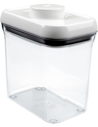 Pop' Rectangular Container 1.4L