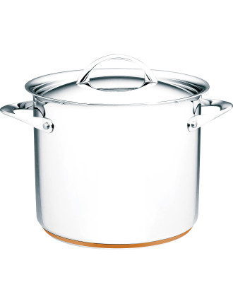 Per Vita 9.0L Covered Stockpot
