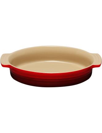 Oval Dish 27cm Cerise