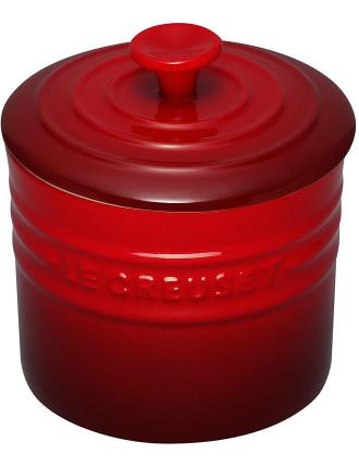 Storage Jar Cerise