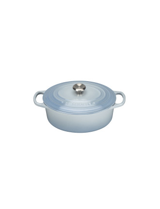 Signature Oval Casserole 25cm/3.2l Coastal Blue